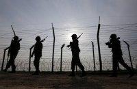 На кордоні Індії і Пакистану поновилися обстріли