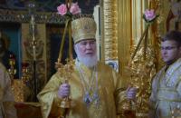 Помер рівненський митрополит УПЦ МП Варфоломій