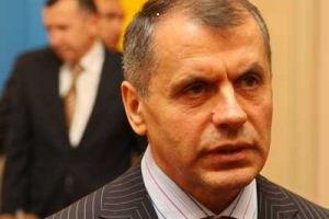 Константинов оголосив себе лідером Кримської організації Партії регіонів