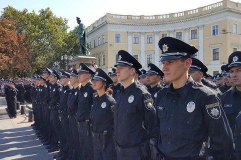 У день парламентських виборів порядок забезпечуватимуть понад 72 тис. поліцейських