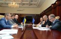 В Кабмине посла ЕС заверили: на уровне регионов евроинтеграция успешно развивается