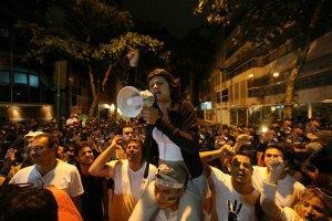 Бразильці протестують проти проведення ЧС-2014