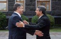 Президент Болгарии прибыл в Украину с первым за 12 лет визитом