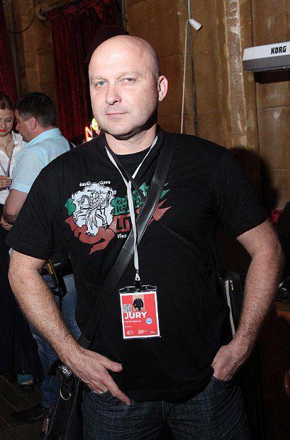 Сергей Скороход, член жюри прессы КМФР