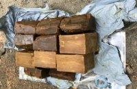 В киевском Гидропарке обнаружили тайник с патронами и тротиловыми шашками