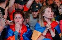 Участники протестов в Ереване разблокировали дороги