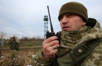 Неизвестный на внедорожнике наехал на пограничника в Волынской области