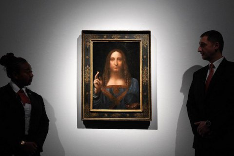 """Спасителя мира"" Леонардо да Винчи нашли на яхте саудовского принца, - СМИ"