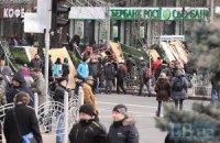 На Майдане не будет ни елки, ни катка