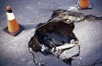 В Николаевской области официально признали состояние автодорог катастрофическим