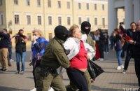 В Беларуси во время субботних протестов задержали 114 человек