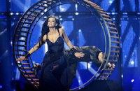 Україна зайняла на Євробаченні шосте місце