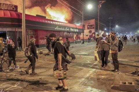 В Миннеаполисе журналисты Deutsche Welle попали под обстрел полиции