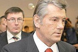 Луценко: Ющенко обижен на всех, кто не поддерживает его