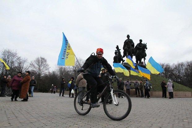 Євромайдан у Жовтих Водах