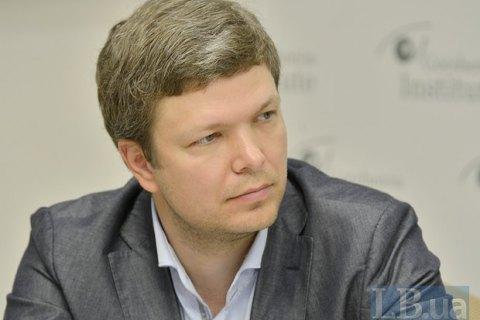 Противники закона о люстрации хотят вернуть в Украину Януковича и его пособников, - Емец