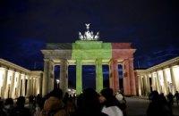 Бранденбурзькі ворота забарикадують у новорічну ніч, щоб уберегти людей від терактів