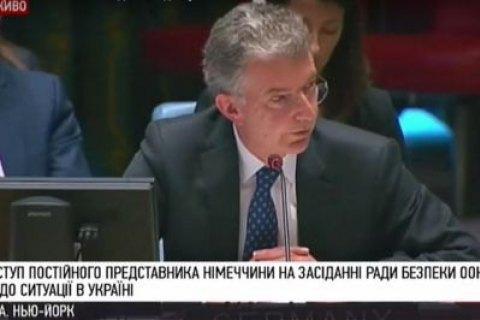 """Суркову понадобилось 10 минут, чтобы получить подписи сепаратистов под """"Минском"""", - постпред Германии при ООН"""