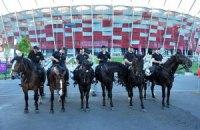 Фанати московських команд влаштували побоїще