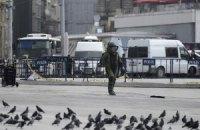 У центрі Стамбула жінка відкрила вогонь з кулемета по поліцейських