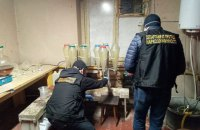 Полиция Киева изъяла у интернет-торговцев наркотиками психотропов на 110 млн гривен (обновлено)