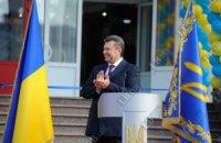 Янукович зовет в Украину новоизбранного Президента Сингапура
