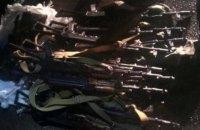 Контрактник ВМС купил 12 автоматов для применения на Майдане в Киеве, - Матиос