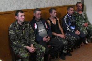 25 военных освобождены из плена ДНР