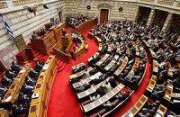 Парламент Греції вже двічі не зміг обрати президента країни
