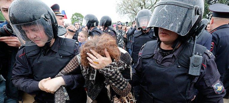 Післясмак протесту