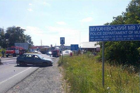 """Двое из 14 бойцов """"Правого сектора"""" под Мукачево сдались"""