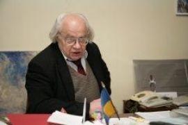 Іван Драч: Щастя жити на планеті однодумців