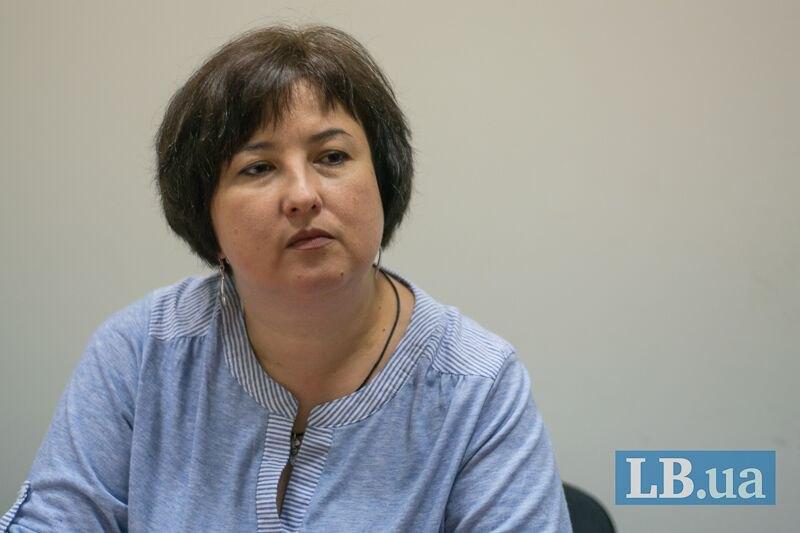 Оксана Сухорукова
