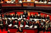 Италия после отставки премьера осталась и без парламента