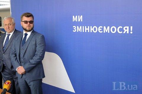 """Гончарук намекнул на кадровые перестановки в менеджменте """"Укрзализныци"""""""