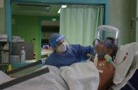 В Україні за добу виявили майже 12 тис. випадків ковіду, госпіталізовано понад 4 тис.
