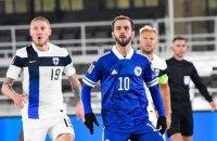 Суперники збірної України по відбірній групі ЧС-2022 розписали результативну нічию