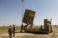 Сектор Газа обстріляв міста Ізраїлю