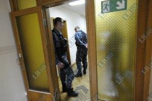 Банк Жвании обыскивает киевская милиция?