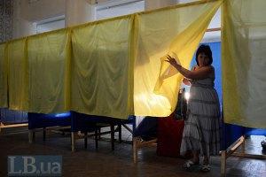 В Донецкой области смогли организовать работу каждого пятого участка