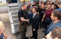 Сенцов: Зеленский в своих намерениях искренен