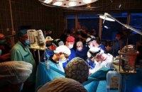 Во Львове четырем пациентам пересадили органы от одного донора