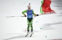 Белорусские биатлонистки сенсационно победили в эстафете Олимпиады