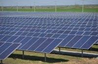 У Запорізькій області ввели в експлуатацію першу чергу найбільшої в Україні сонячної електростанції