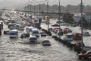 Тбилиси страдает от наводнения, есть жертвы
