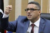 Глава МВС Лівії вирішив не звільнятися