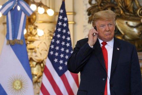 Трамп запросил на стену с Мексикой в шесть раз больше, чем в предыдущие два финансовых года