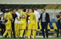 Україна перемогла Литву у відборі на Євро-2020