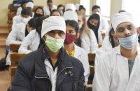 Почти половина иностранных студентов в украинских вузах получают медицинскую специальность