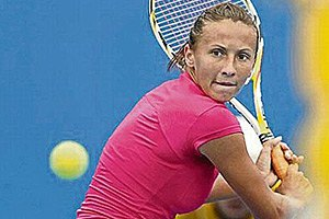 Цуренко вышла во второй раунд турнира в Праге